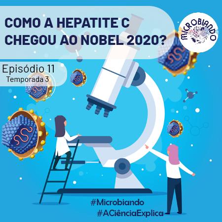 Como a hepatite C chegou ao Nobel 2020? – Microbiando